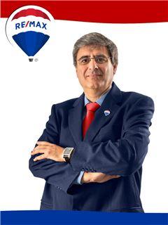 Sérgio Vergamota - Parceria com Sabino Gonçalves - RE/MAX - Rainha