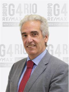 Gestor Equipa Comercial - Fernando Patrício - RE/MAX - Rio