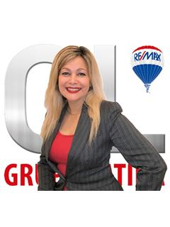 Carla Falcão - RE/MAX - Latina II