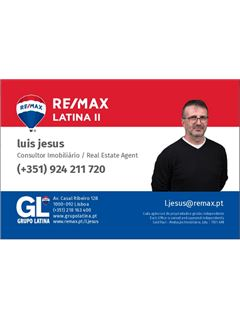 Luís Jesus - RE/MAX - Latina II